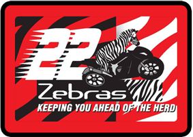 22 Zebras Computer Repair | Virus Removal; West Bloomfield Township, Novi and Detroit Metro Area in Michigan.